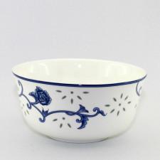 Reisschale aus Porzellan