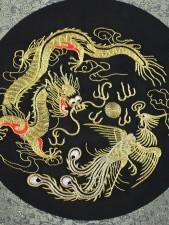 Feng Shui Stickbild