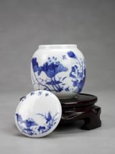 Teedose Keramik