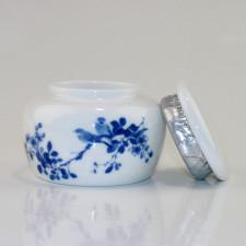 Chinesische Teedose Porzellan, Porzellanserie
