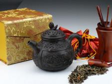 Yixing Deko-Teekanne, Pan Hu