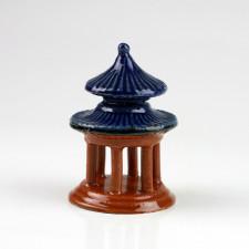 Chinesische Pflanzendekoration, Bonsai Keramik