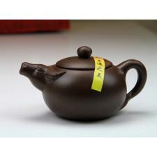 """Yixing Teekanne """"Chinesische Tierkreiszeichen – Der Büffel"""""""