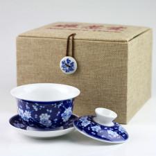 Chinesischer Gaiwan mit edler Geschenkpackung