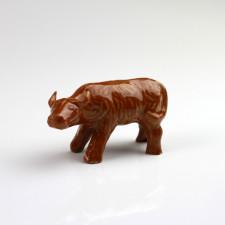 """Bonsai-Figur """"Der Büffel"""", chinesisches Tierkreiszeichen"""