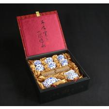 """Chinesisches Teeservice """"Lotus des Kaisers"""" Manufaktur Guzhen"""