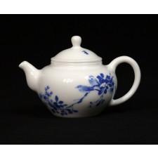 Chinesische Teekanne Porzellan