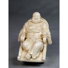 "Blanc-de-Chine ""Warmherziger Buddha Maitreya"""
