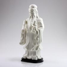 "Porzellanfigur ""Fu Xing"" Feng Shui Glücksgott"