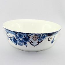 """Reisschale oder Suppenschale, chinesisches Porzellan """"Schmetterling"""""""