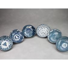 Reisschalen-Set Porzellan im japanischen Stil
