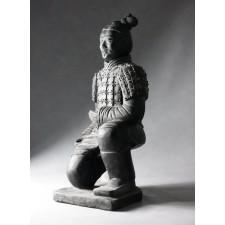 """Terrakotta-Krieger aus Xi'an """"Bogenschütze"""" (165cm Serie)"""