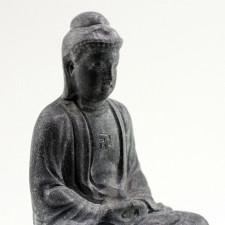 "Steinskulptur ""Buddha Amitabha"""