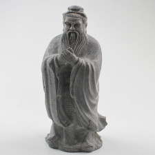 Konfuzius Statue aus Stein