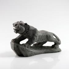 Tiger Steinfigur, chinesisches Tierkreiszeichen
