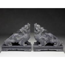 "Steinfiguren ""Pi Xiu"", Weibchen"