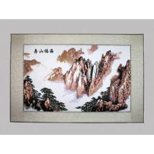 """Stickbild """"Huang Shan"""""""