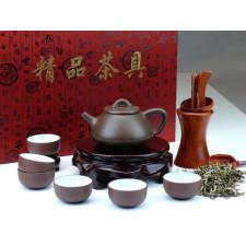 """Yixing Teeservice """"Unter Freunden"""", Shi Piao"""
