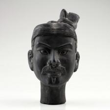 Terrakotta-Armee, Tonsoldat Kopf