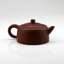 "Yixing Teekanne ""Alte Frische"", De Zhong Tonkanne"