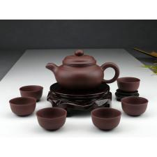 """Yixing Teeservice """"Volle Entfaltung"""", Fang Gu"""