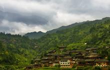 Berge um Yixing