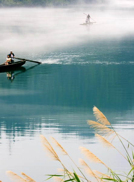Landschaft China