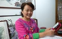 Künsterlin Peng Guo Lan