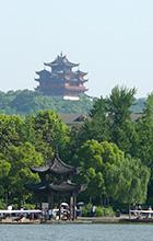 Hangzhou Tempel