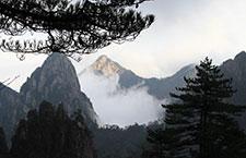 Chinesische Berge