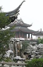 Klosterdach in Changsha