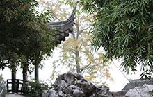 Steingarten in Suzhou