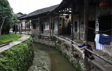 Dorf nahe Yixing