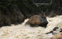 Fluss nahe Yixing